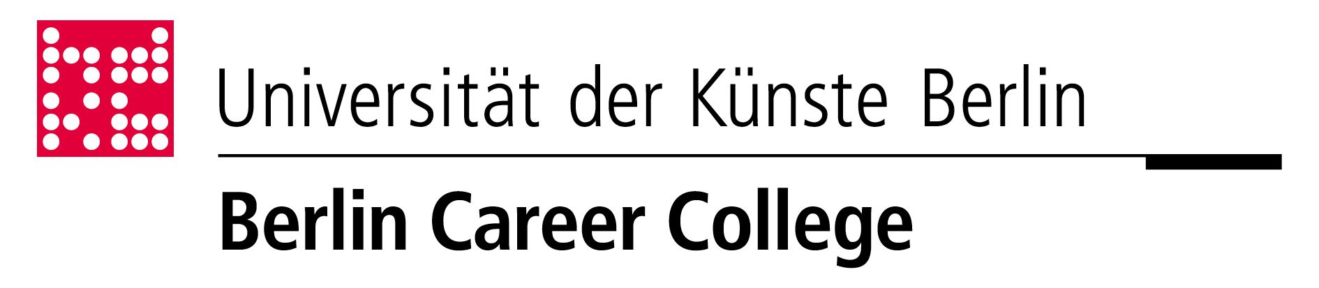 Universität der Künste Berlin | Berlin Career College