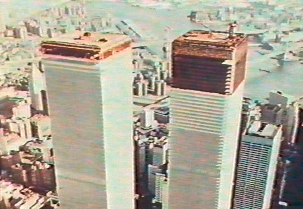 Ästhetik in der Alltagswelt, SFB 1973, Bild: Twin Towers, New York.